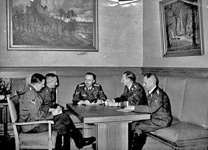 conference of bureaucrats